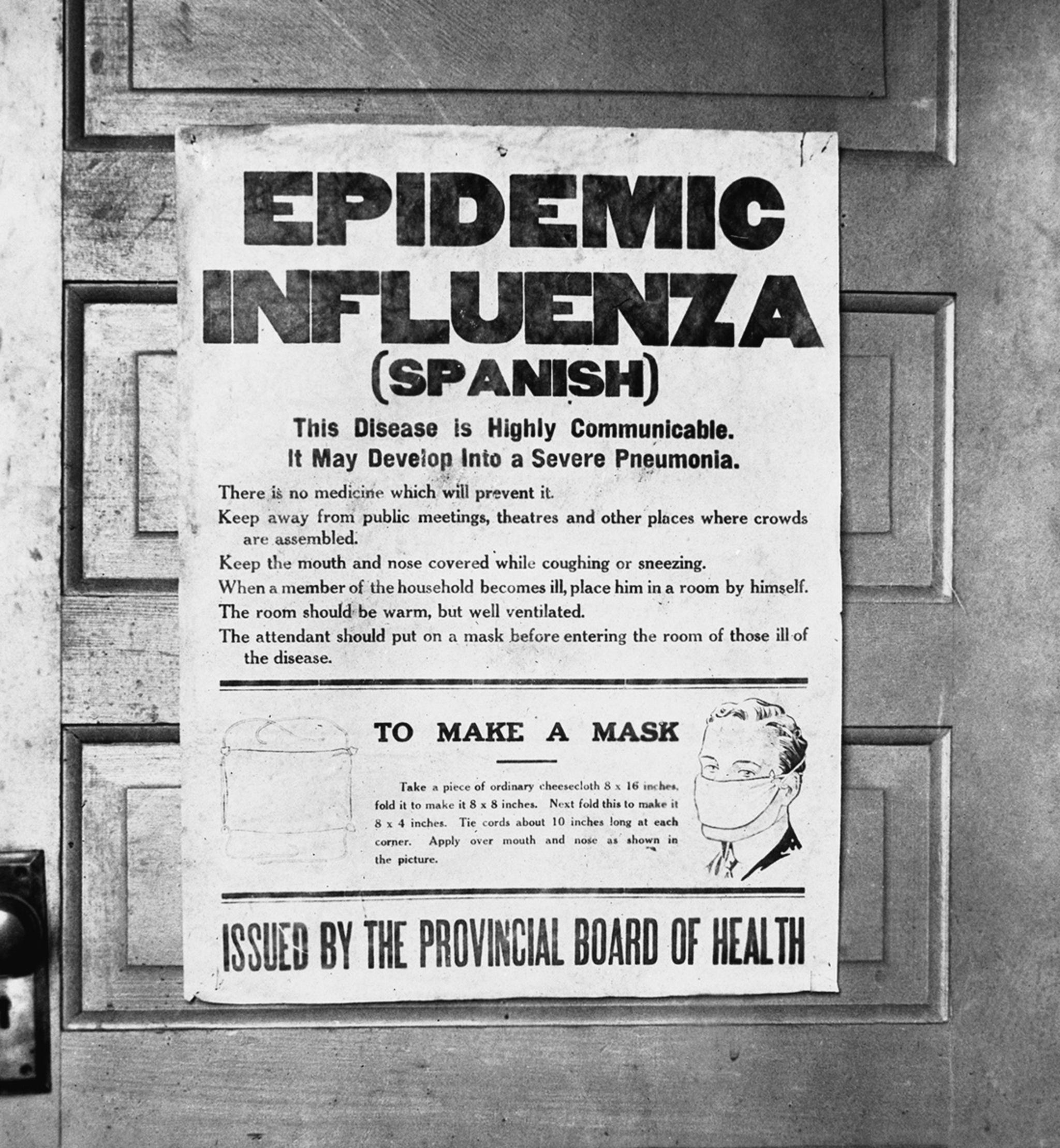 The Influence of Major Outbreaks