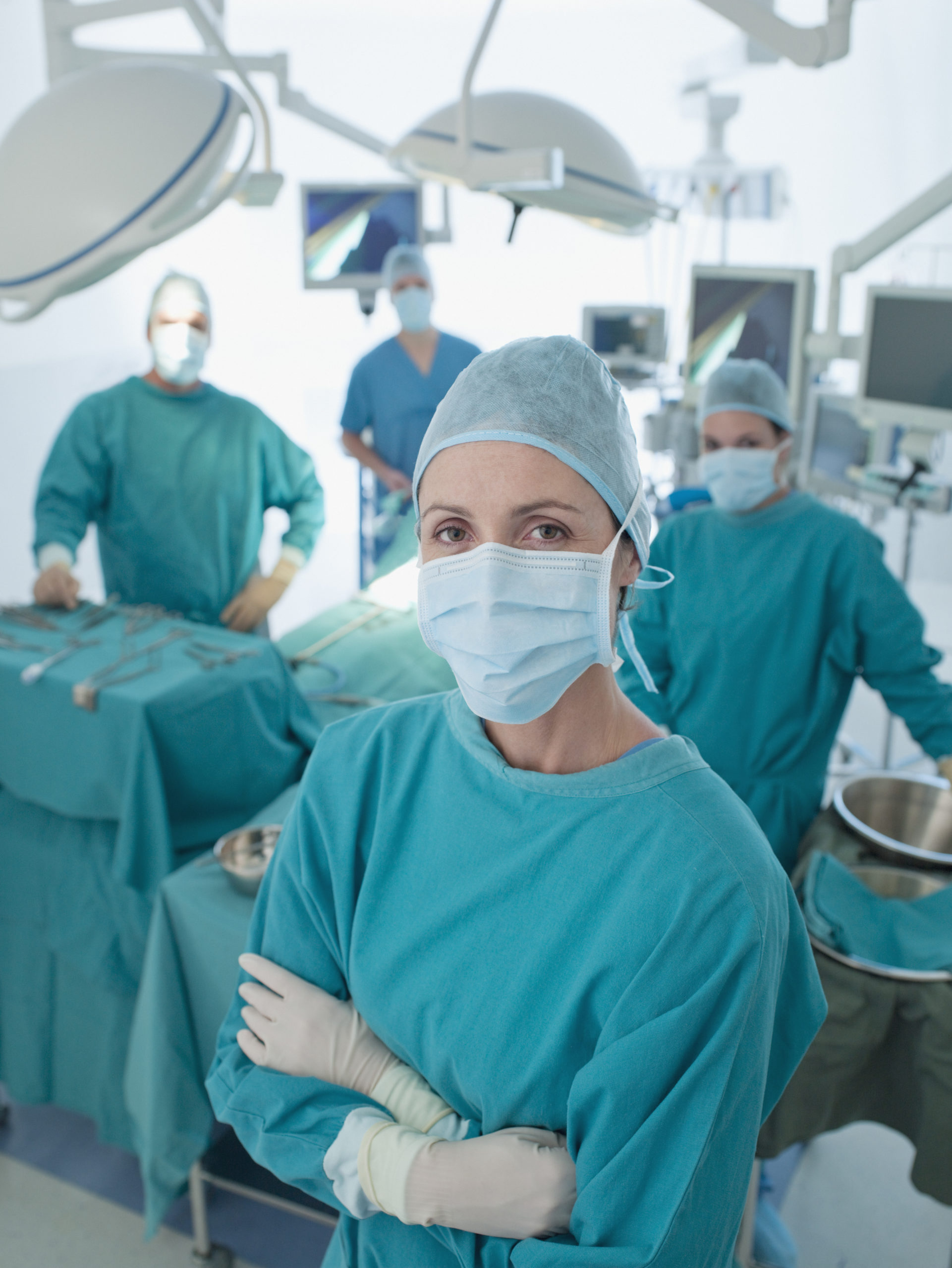 An Alternative Model of Surgical Staffing