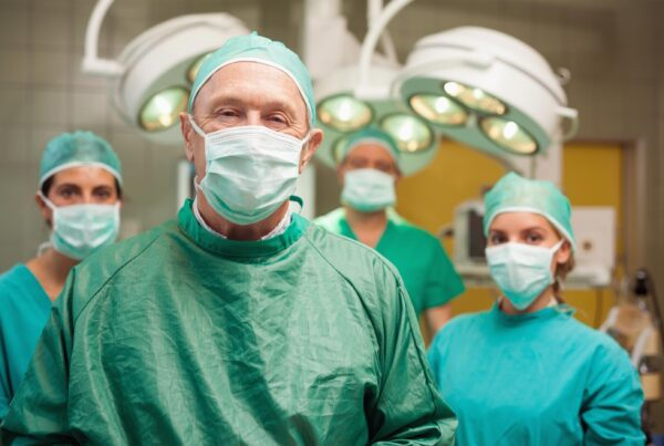 Surgicalist in OR